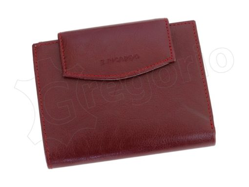 Z. Ricardo Woman Leather Wallet Red-4583
