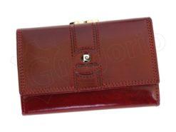 Pierre Cardin Women Leather Purse Blue-6667