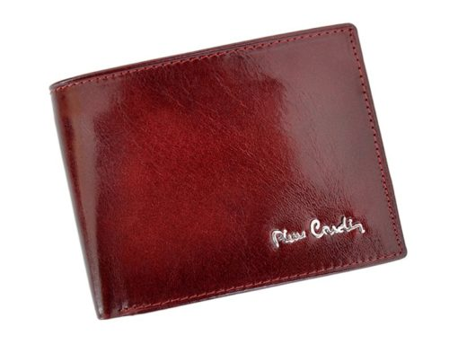 Pierre Cardin Man Leather Wallet Green-4749