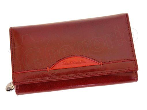 Renato Balestra Leather Women Purse/Wallet Dark Brown Orange-5509