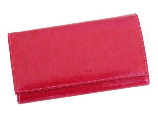 Z. Ricardo Woman Leather Wallet Camel-4674