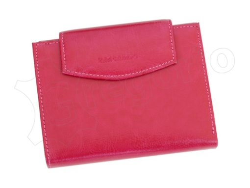 Z. Ricardo Woman Leather Wallet Red-4592