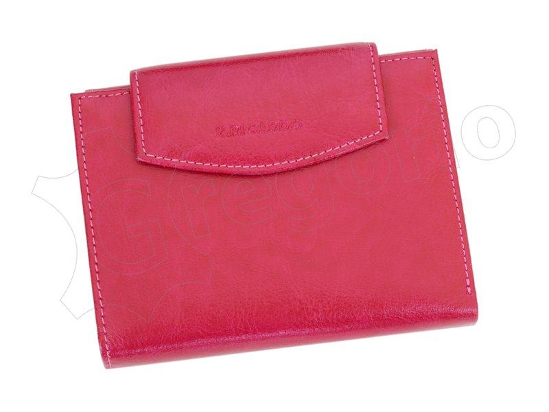 Z. Ricardo Woman Leather Wallet Red-4592