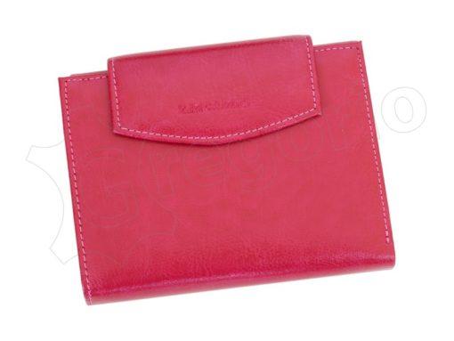 Z. Ricardo Woman Leather Wallet carmel-4644