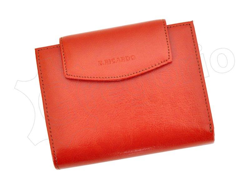 Z. Ricardo Woman Leather Wallet Red-4595
