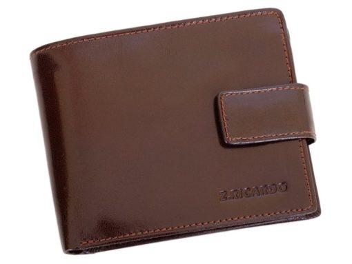 Z.Ricardo Man Leather Wallet Black-6597