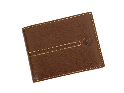 Gai Mattiolo Man Leather Wallet Black-6491