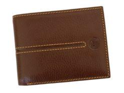 Gai Mattiolo Man Leather Wallet Red-6466