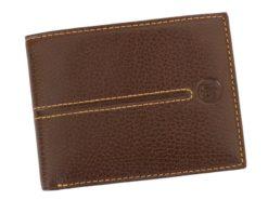 Gai Mattiolo Man Leather Wallet Black-6547