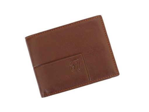 Gai Mattiolo Man Leather Wallet Yellow-6203