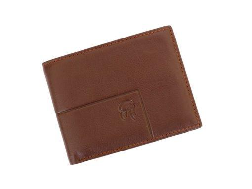 Gai Mattiolo Man Leather Wallet Brown-6245
