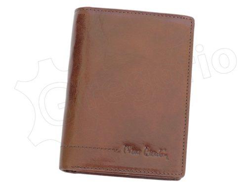 Pierre Cardin Man Leather Wallet Cognac-4986