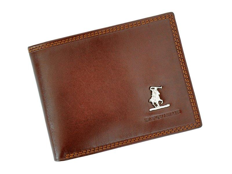 Harvey Miller Polo Club Man Leather Wallet BLack-5288