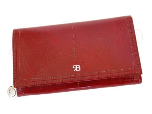 Renato Balestra Leather Women Purse/Wallet Dark Brown-5599