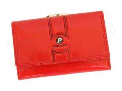 Pierre Cardin Women Leather Purse Blue-6665