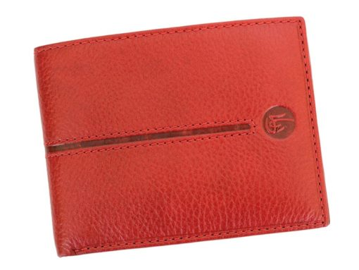Gai Mattiolo Man Leather Wallet Blue-6503