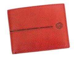 Gai Mattiolo Man Leather Wallet Orange-6583