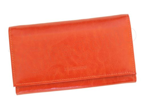 Z. Ricardo Woman Leather Wallet Camel-4669