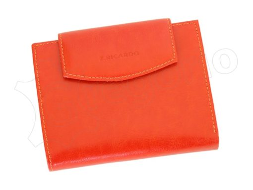 Z. Ricardo Woman Leather Wallet Red-4598