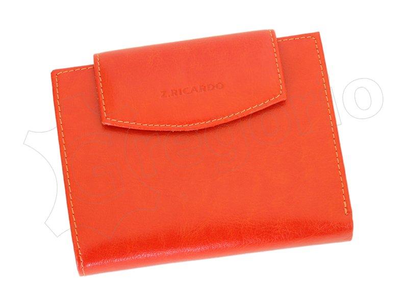 Z. Ricardo Woman Leather Wallet Red-4598