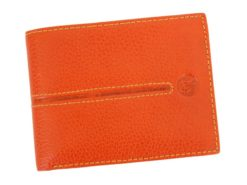 Gai Mattiolo Man Leather Wallet Green-6455