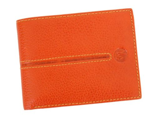 Gai Mattiolo Man Leather Wallet Red-6472