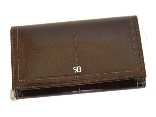 Renato Balestra Leather Women Purse/Wallet Dark Brown-5597