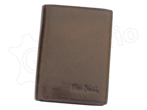 Pierre Cardin Man Leather Wallet Cognac-4999