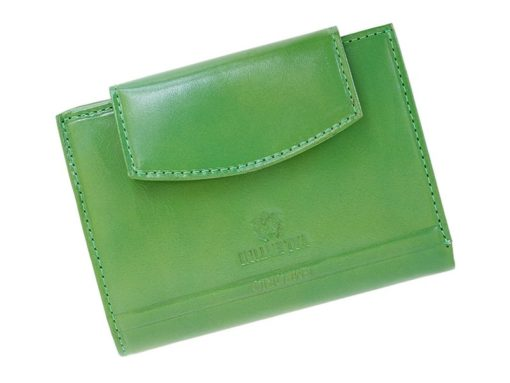 Emporio Valentini Women Purse/Wallet Medium Size Green-5894