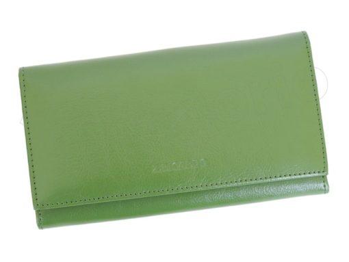 Z. Ricardo Woman Leather Wallet Camel-4665