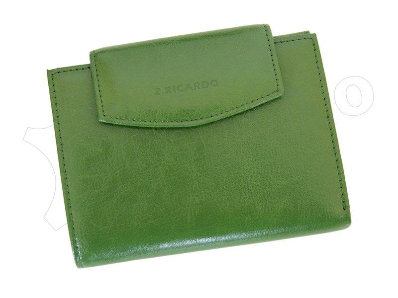 Z. Ricardo Woman Leather Wallet Green-4577