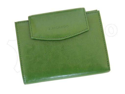Z. Ricardo Woman Leather Wallet carmel-4655