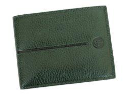 Gai Mattiolo Man Leather Wallet Green-6537