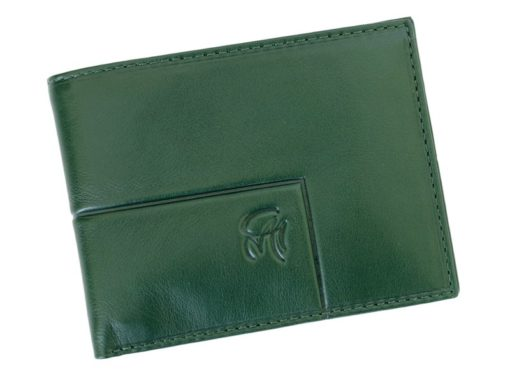Gai Mattiolo Man Leather Wallet Blue-6313