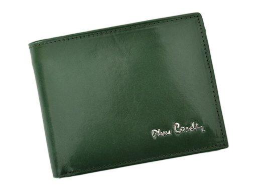 Pierre Cardin Man Leather Wallet Claret-4737