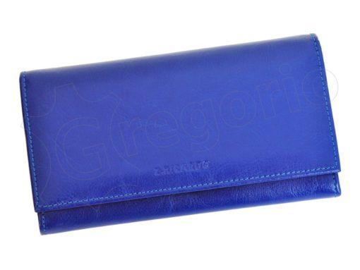 Z. Ricardo Woman Leather Wallet Camel-4676