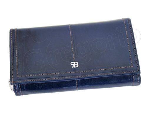 Renato Balestra Leather Women Purse/Wallet Dark Brown-5602