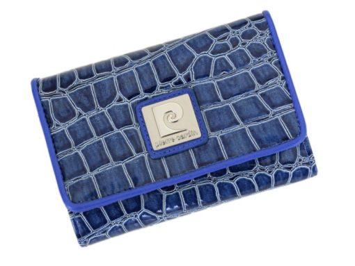Pierre Cardin Women Leather Purse Medium Size Beige-6163