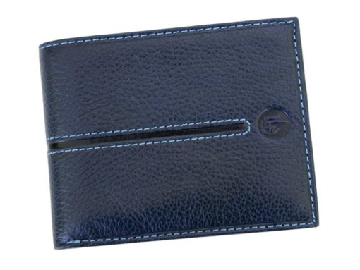 Gai Mattiolo Man Leather Wallet Brown-6433