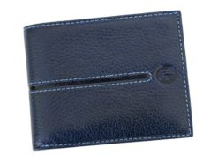 Gai Mattiolo Man Leather Wallet Green-6450