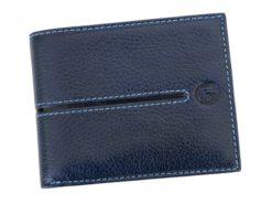 Gai Mattiolo Man Leather Wallet Red-6467