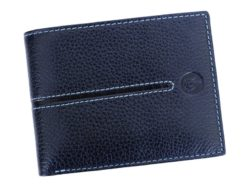 Gai Mattiolo Man Leather Wallet Black-6561