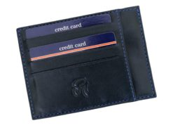 Gai Mattiolo Credit Card Holder Brown-4291