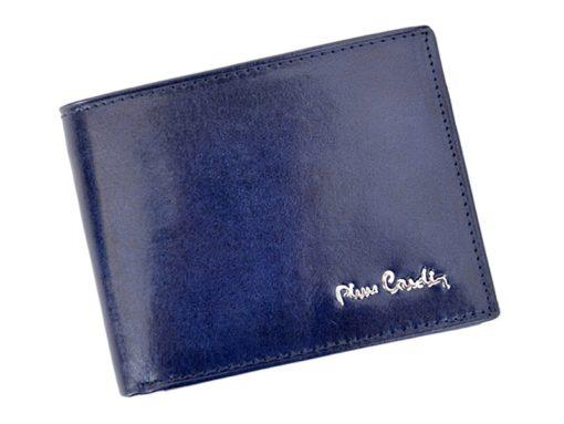 Pierre Cardin Man Leather Wallet Claret-4741