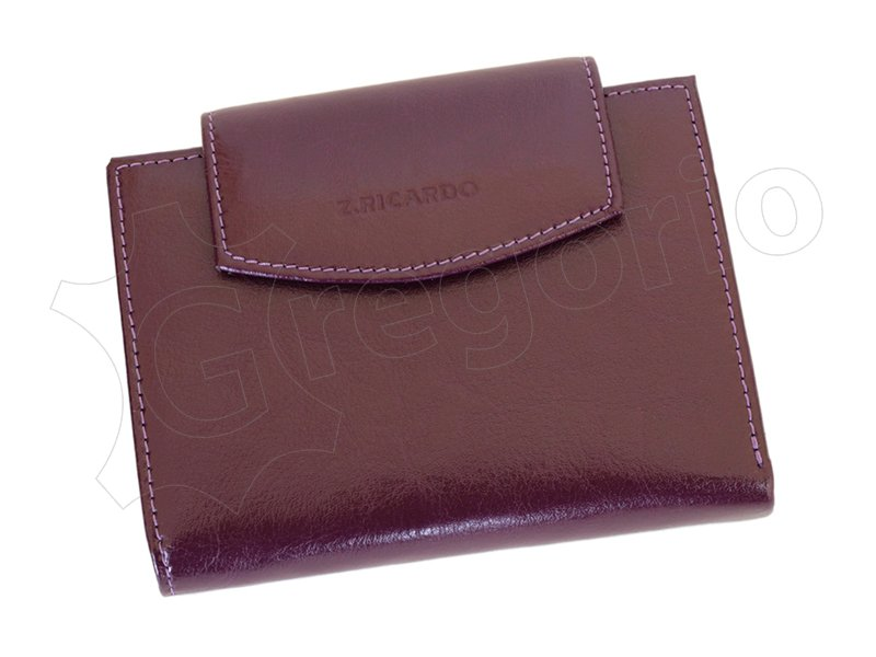 Z. Ricardo Woman Leather Wallet Light Brown-4550