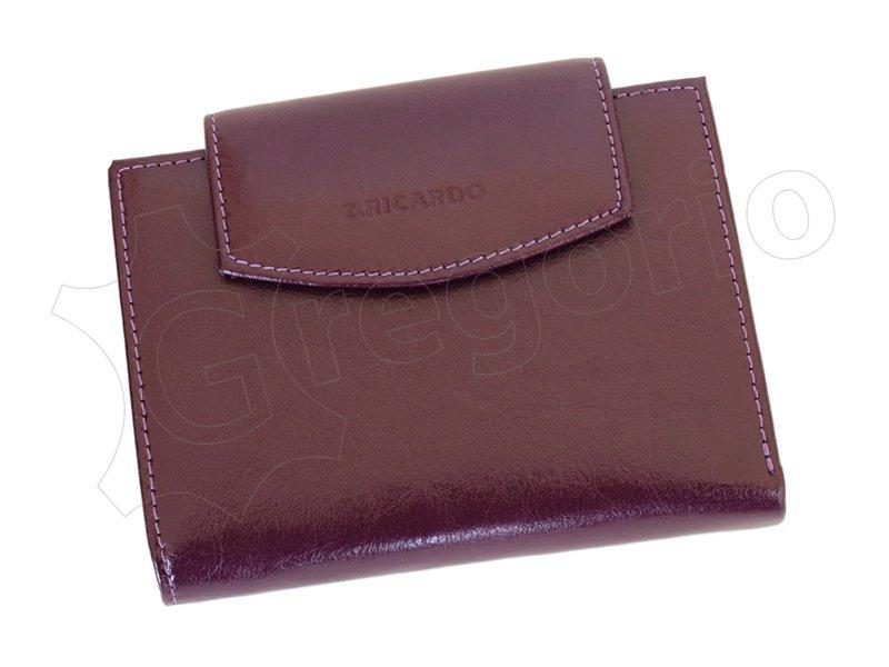 Z. Ricardo Woman Leather Wallet Green-4576