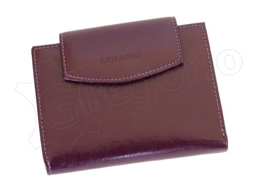 Z. Ricardo Woman Leather Wallet Red-4602