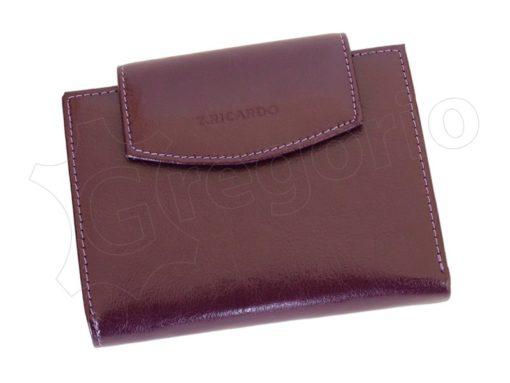 Z. Ricardo Woman Leather Wallet carmel-4654