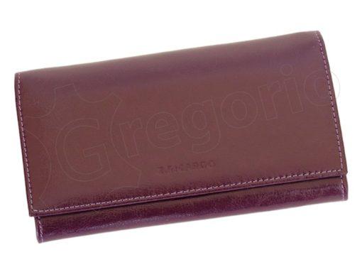 Z. Ricardo Woman Leather Wallet Camel-4677