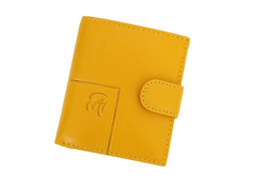 Gai Mattiolo Unisex small wallet Yellow-6272